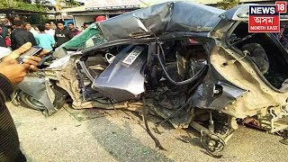 Serious Road Accident In Dabaka, One Dead