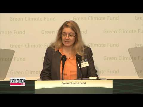 Headquarters of UN climate fund opens in Korea