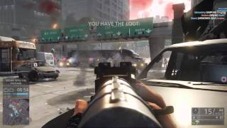 E3 2014: Battlefield Hardline - 6 Min. Multiplayer Gameplay (EN)