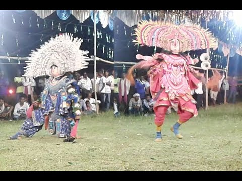 Purulia Chhau Dance 2018 ll Ulidih...