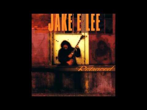 Jake E. Lee - Retraced [full album HQ, HD] hard rock / blues rock