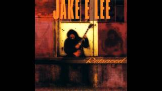 Jake E. Lee - Retraced [full album HQ, HD] hard rock / blues rock