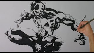 How to Draw Spider-Man 2099 - Marvel Comic