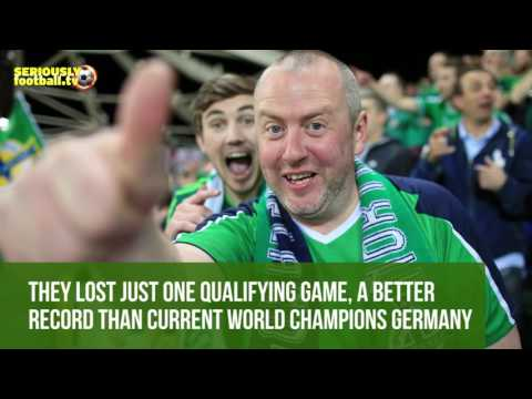 This is football...This is Northern Ireland!