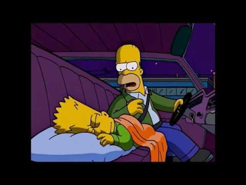 The Simpsons: Mona Simpsons secret message [Clip]