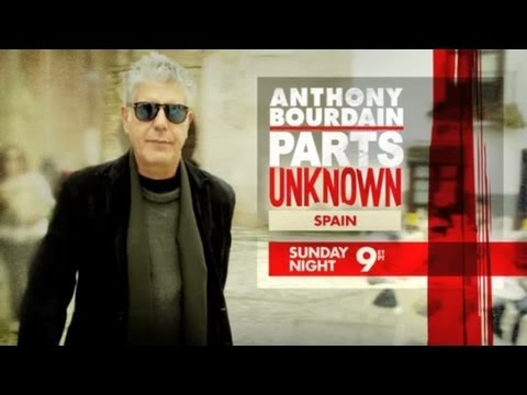 Anthony Bourdain explores Spain (Parts Unknown)