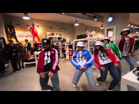"""MARKHIPHOP 4 ADIDAS """" SUPERSTAR"""" / - Urban Dance Show - 5 dicembre 2015 / official video"""