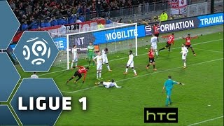 But Arnold BOUKA MOUTOU (90' +2 csc) / Stade Rennais FC - Angers SCO (1-0) -  / 2015-16