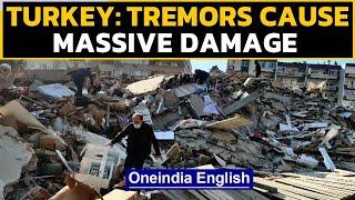 Turkey suffers massive earthquake, tremors in Greece too | Oneindia News