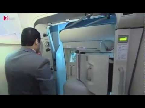 Airbus A380 Electrical Passenger Door Examples Youtube