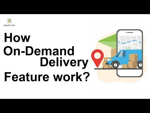 How On-Demand Delivery feature works?