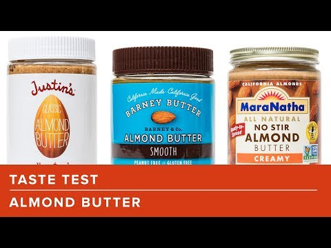 The Best Almond Butter at the Supermarket