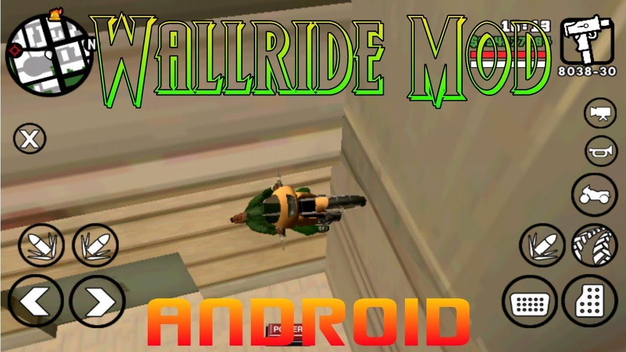 wallride cleo mod