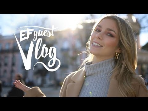 """""""My favourite places in Lisbon"""" by Alice Trewinnard – EF Guest Vlog"""