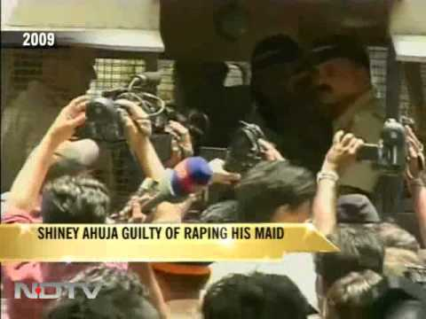 Shiney Ahuja gets 7 years in jail for rape