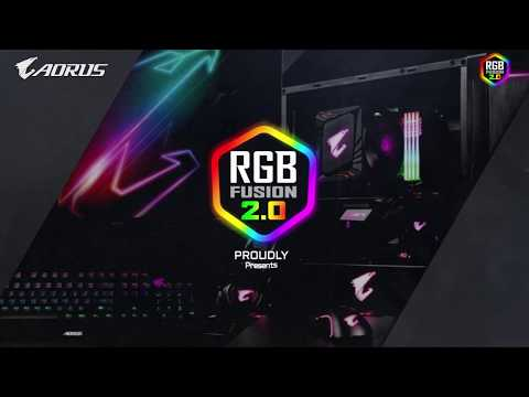 AORUS RGB Fusion 2.0 |  Quick Walkthrough