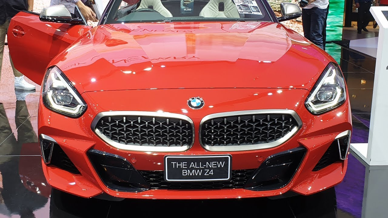 The All New BMW Z4 M40i