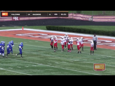 5th & 6th Grade School Football Championship: Most Holy Redeemer Vs. St. John Fisher