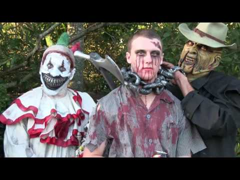 Twisty does Horror Movie Campout Sydney 2017