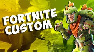 FORTNITE CUSTOM GAME YOU WILL WIN TODAY? SOON GIFTELING