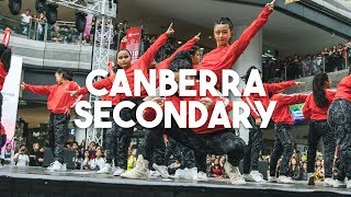 Canberra Secondary | Super 24 2018 Secondary School Category White Division Prelims