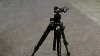 Manfrotto difference between the BeFree vs BeFree Live (Total Noob video)
