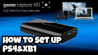 HOW TO USE THE ELGATO GAME CAPTURE HD