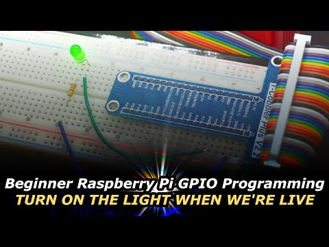 Category5 Technology TV (Clips) - Beginner GPIO Project for