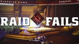 Destiny 2 Cross Save = Raid Fails.... Again