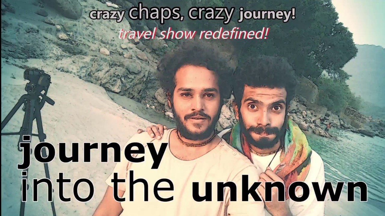 JOURNEY INTO THE UNKNOWN | TRAILER | BEGINS Feb 10, 8 PM | Travel Show Redefined!