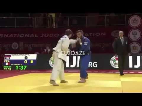 Abdula Abdulhalilov/Grand Slam Ekaterinburg 2018