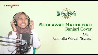 Download lagu SHOLAWAT NAHDLIYAH Cpt KH Hasan Abdul Wafi Oleh Rahmalia Wirdah TsulasaMAYANG MP3