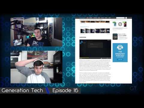 Generation Tech - Ep. 16:  WWDC Apple Rumors, Amazon Fire TV, HeartBleed Hack & more!