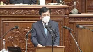 「菅内閣不信任決議案」 枝野代表の趣旨説明