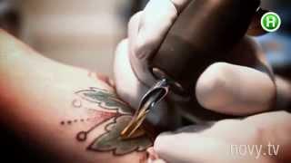 видео салоны татуировок