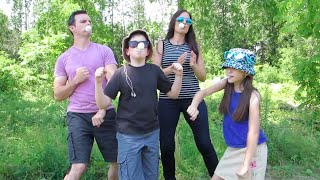 EGG RACE CHALLENGE with Eh Bee Family