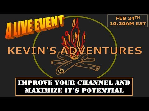 How To Maximize Your Channel's Potential Live