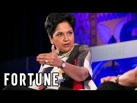 Indra Nooyi On Being One Of The Longest-Serving Female CEOs Mp3