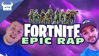 Gambar cover FORTNITE RAP SONG | Dan Bull vs Ali-A