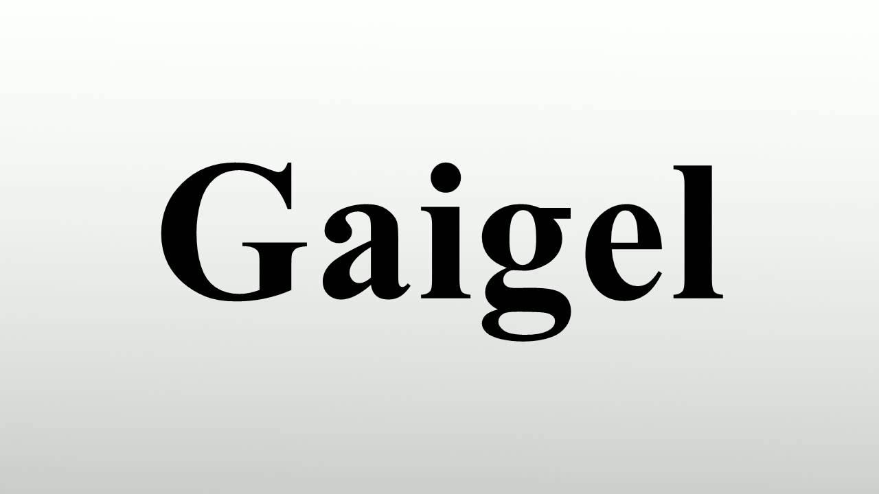 Gaigeln