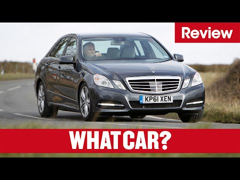 Mercedes-Benz E-Class review - What Car?