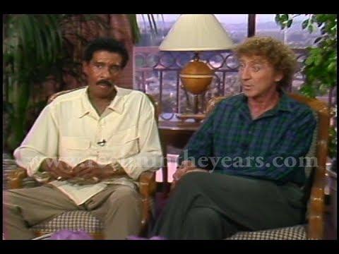Gene Wilder & Richard Pryor Unedited  1989 Reelin' In The Years Archives