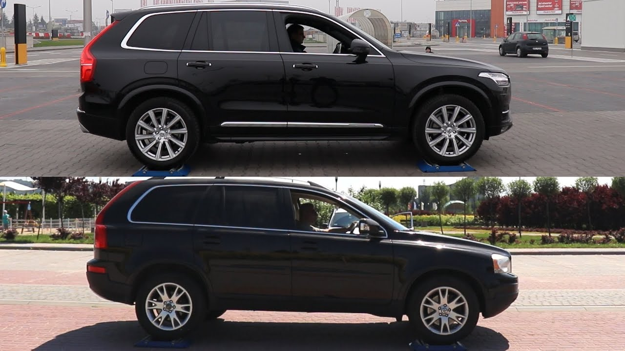 2018 volvo xc90 d5 awd vs 2008 volvo xc90 d5 awd 4x4 test on rollers youtube. Black Bedroom Furniture Sets. Home Design Ideas