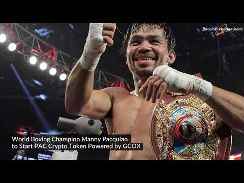 Top Crypto News: Manny Pacquiao, Abra, Bitwise and More from Bitcoin Exchange Guide