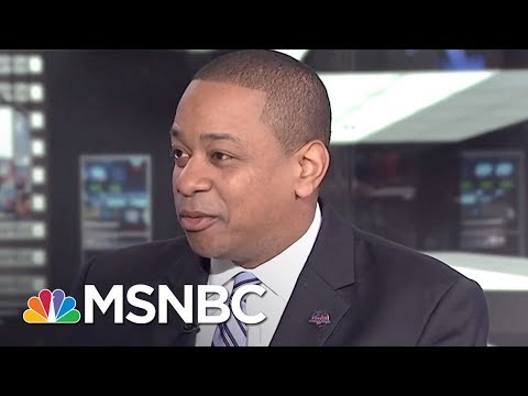 Virginia Lieutenant Governor-Elect Addresses Campaign Controversies | AM Joy | MSNBC