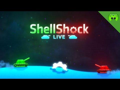Die lang ersehnte zweite Folge 🎮 ShellShock Live #2