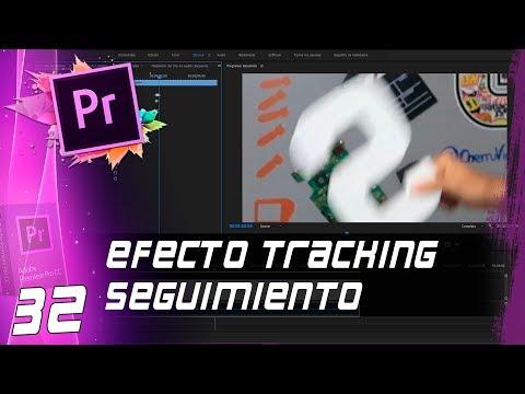EFECTO TRACKING   Cap: 32   Curso Adobe Premiere Pro CC 🎬