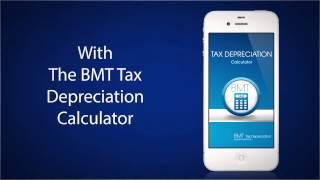 BMT Tax Depreciation Calculator app | BMT Tax Depreciation