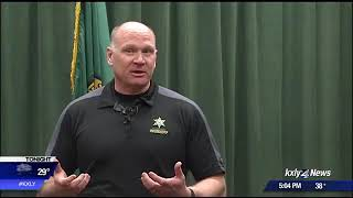 Sheriff, SPS talk importance of reporting potential school violence