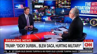 Garamendi joins The Situation Room with Wolf Blitzer: Jan. 15, 2018